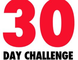 30 Day Challenge – 10 minutes a day to organise your home!